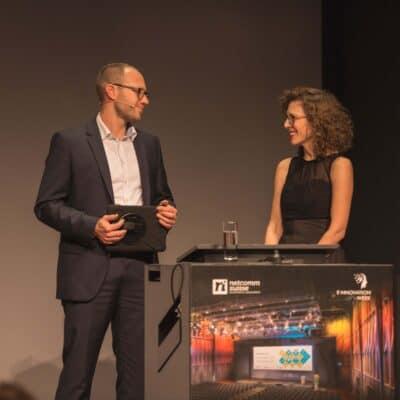 Dr. Matthias Schu I retail I ecommerce I internationalization strategy Keynote at Netcomm Suisse Innovation Week 2018