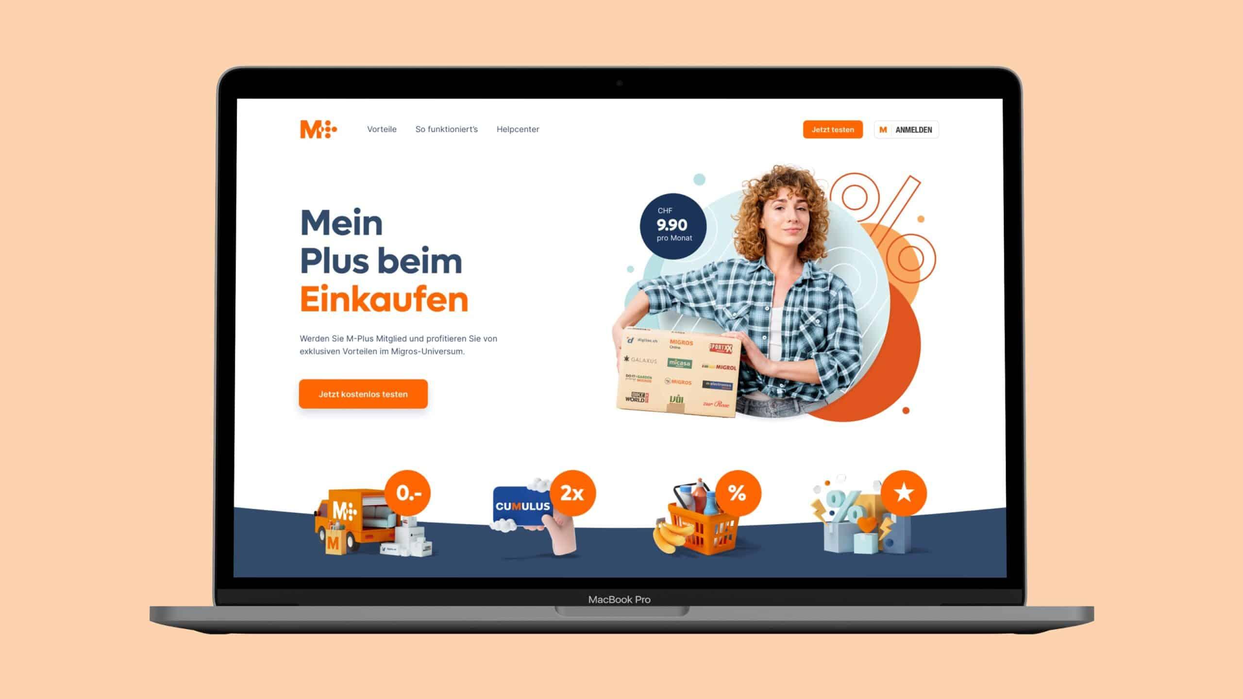 Plattformen: Migros M-Plus: Das Amazon Prime der Schweiz expandiert