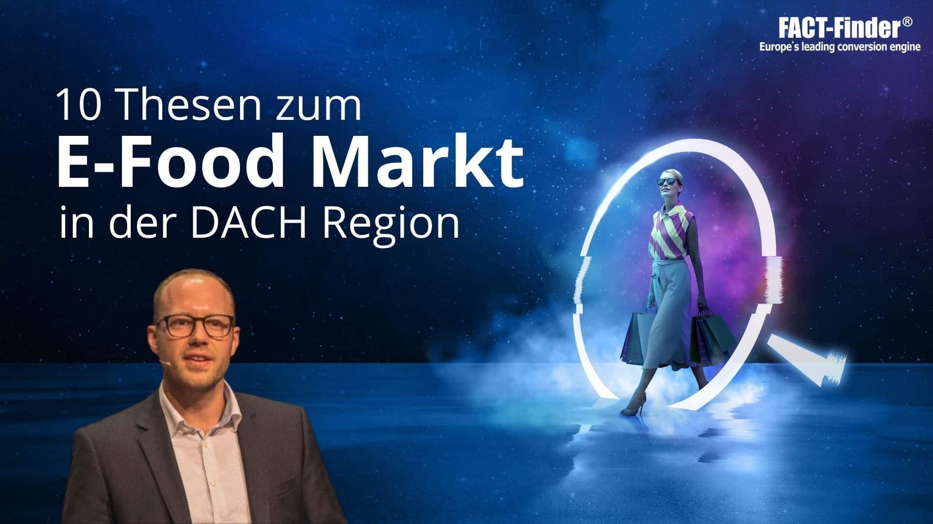 Fact-Finder 360° E-Food Talks – getnow, Kastner B2B und Dr. Matthias Schu zeigen, wie man im dynamischen Umfeld Wachstum erzielt