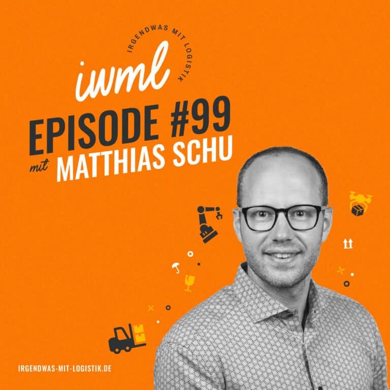 HOW TO SELL GROCERIES ONLINE (FAST) IM JAHR 2021 – DR. MATTHIAS SCHU zu Gast im IRGENDWAS MIT LOGISTIK (IWML) PODCAST